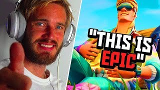 WE CHANGED FORNITE. 📰 PEW NEWS📰