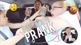 Drug Dealer Prank W/ JessikaThePrankster on Momma Red!!! | MIGHTYDUCK