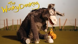 WONKY DONKEY SONG UNOFFICIAL MUSIC VIDEO - YouTube