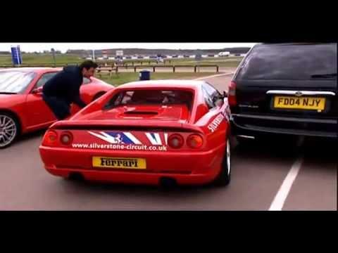 И требаа само 6 секунди за да го среди скапото Ферари