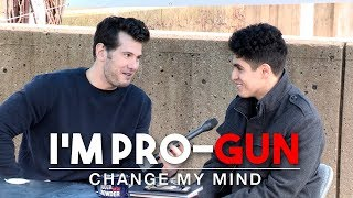 I'm Pro-Gun (2nd Edition) | Change My Mind