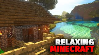 Building a Peaceful House Minecraft