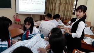 Bài tích hợp liên môn Công Nghệ 8