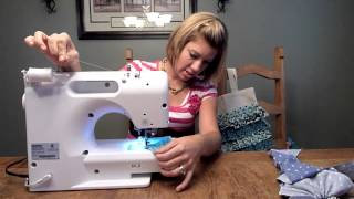The Easiest Ruffle Sewing Tutorial Ever