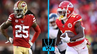 Super Bowl 2020: Can 49ers secondary stop Chiefs' Tyreek Hill? | Chris Simms Unbuttoned | NBC Sports