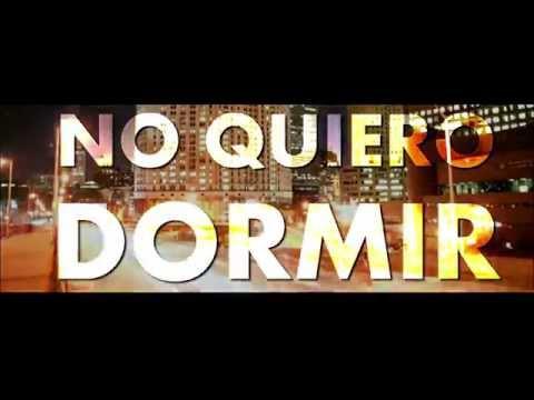 Osmani Garcia - No Quiero Dormir (Video Oficial)