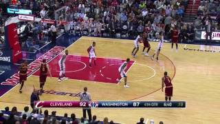 Kyrie Irving Pick & Roll Attacking