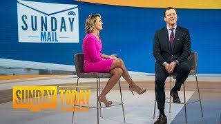 Willie Geist Unveils New Sunday TODAY Segment: Sunday Mail | Sunday TODAY