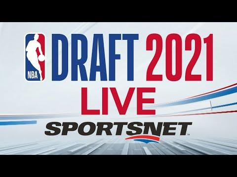 Watch The 2021 NBA Draft LIVE