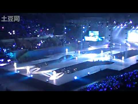 101023 Super Junior Super Show 3 || FULL 1ST HOUR Part 1/?