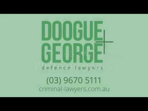 Doogue + George. Justice has two Sides. We're on yours.