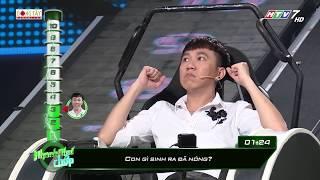 Nhanh Như Chớp Tập 23: Giải cứu khách mời (08/09/2018)