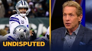 Skip Bayless is starting to worry about Dak Prescott's contract situation | NFL | UNDISPUTED