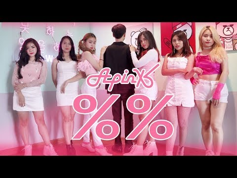 APINK (에이핑크) _ %%(EUNG EUNG (응응)) DANCE COVER BY INVASION GIRLS