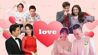 Mặc cuộc chia ly của Song - Song, đây là những cặp đôi vàng trong làng COUPLE showbiz Việt | SML