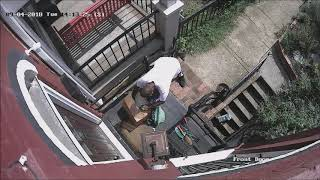 Package Thefts - Public Shaming