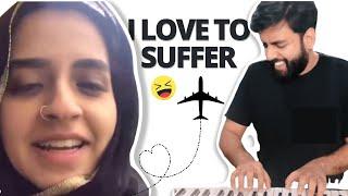 I Love To Suffer : Baji Bombastic Yashraj Mukhate (Dialogue With Beats)