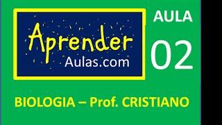 BIOLOGIA - AULA 2 - PARTE 1 - CITOLOGIA: COMPOSTOS INORGÂNICO. SAIS MINERAIS