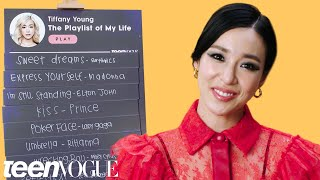 Tiffany Young Creates the Playlist of Her Life | Teen Vogue
