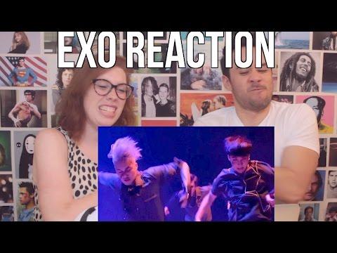 EXO - Monster - K-pop REACTION