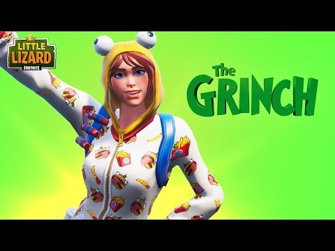 The GRINCH has CANCELLED CHRISTMAS! - Fortnite #2