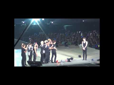 (eng sub) SUPER JUNIOR'S REAL HEIGHTS [MUST WATCH]