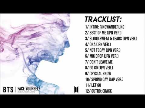 BTS - Face Yourself (Full Album).