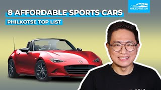 8 affordable sports cars you can buy in the Philippines