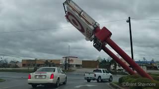 Hurricane Michael Aftermath - Panama City Florida 2018