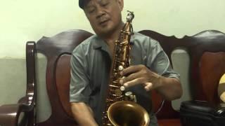 Tự học saxophone phần 2