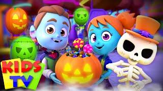 Be Very Scared   Halloween Songs   Trick or Treat   Kids Tv Halloween   Nursery Rhymes & Scary Songs