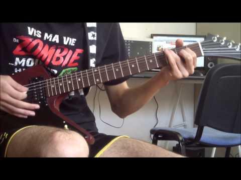 Zoom Q2HD: Video/Audio Test - Disto/Clean/Acoustic Guitars (HD)