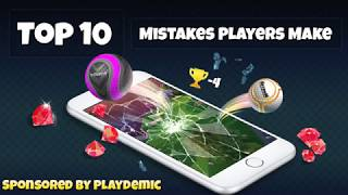 Golf Clash Guides - Top 10 Mistakes Players Make
