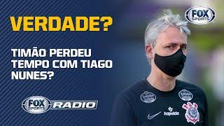 CORINTHIANS: Coelho ousado e garotada voando! Timão perdeu tempo com Tiago Nunes?