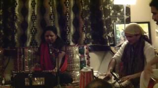 Kamini - Singing the name of Divine mother Saraswati