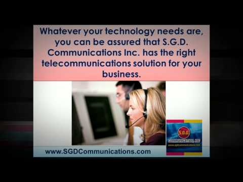 SGD Communications - Right Telecommunications Solution (813) 514-1597