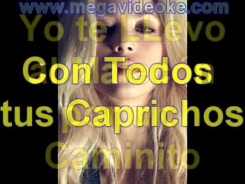 Loca - Shakira Letra en Pantalla español