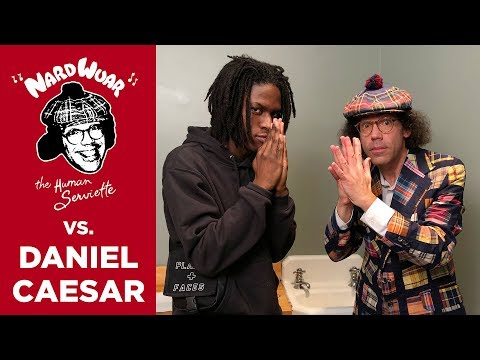 Nardwuar vs. Daniel Caesar