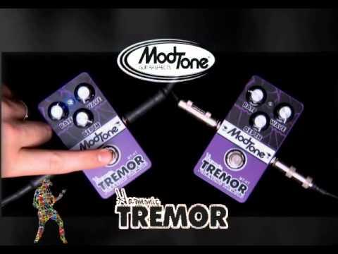 Modtone Harmonic Tremor Tremolo