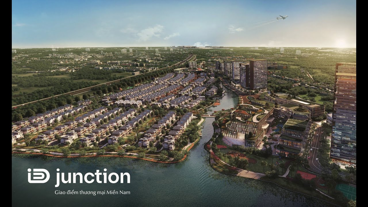 Biệt Thự Song Lập 5,7 tỷ kế siêu Sân Bay Long Thành video