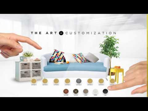 Shop Luxurious, Cozy Custom Sofas at Gardena Sofa Online Store
