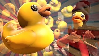 [TF2] Duck Fortress 2!