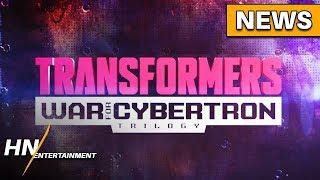 Transformers: War for Cybertron Netflix Series REVEALED