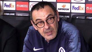 Maurizio Sarri Full Pre-Match Press Conference - Chelsea v Manchester City - Carabao Cup Final