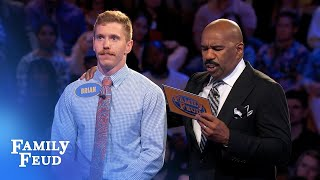 Owings family Fast Money! | Family Feud
