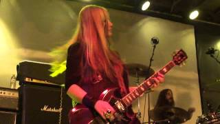 ELECTRIC WIZARD PERFORM @ THE MARYLAND DEATHFEST 2012