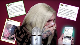 jeffree star just lost A LOT of money