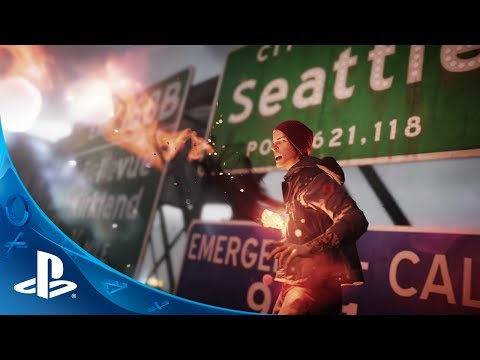 inFAMOUS Second Son™ | PS4™ Trailer