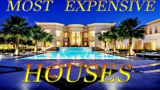 TOP 5 MOST EXPENSIVE HOUSES
