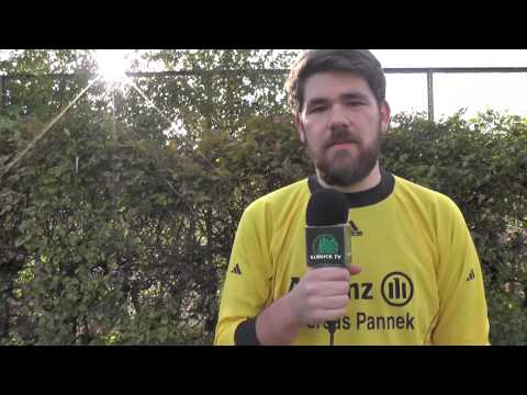 Maximilian Köwener (SV West-Eimsbüttel) - Die Stimme zum Spiel (SV West-Eimsbüttel - 1. FC Hamburger Berg, Kreisklasse 6) | ELBKICK.TV